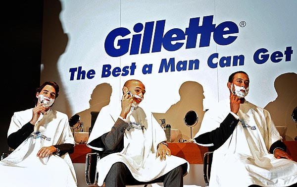 Gillette: Лучше для мужчины нет