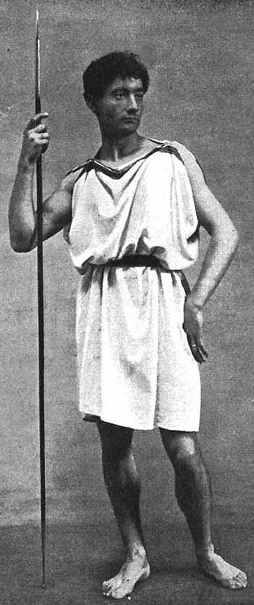 Древнегреческий хитон.