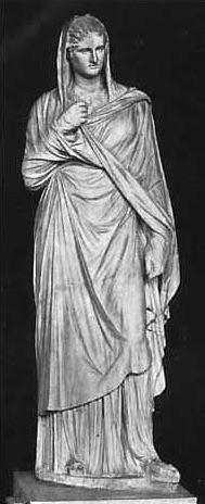 Костюм  женщин Древних Афин