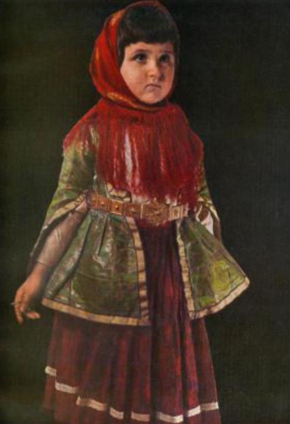2c110c6538cf Азербайджанская национальная одежда (мужская, женская, детская)
