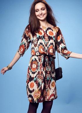 Екшурская юдина белова модное платье